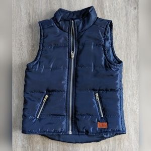 7 for all mankind | puffer vest | 24 months